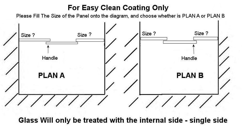 Easy Clean Coating Options