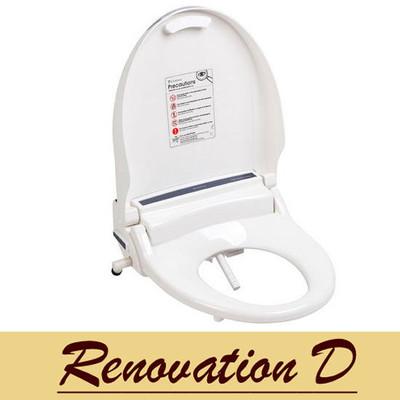 Pristine Bidet Washlet 501R with Remote