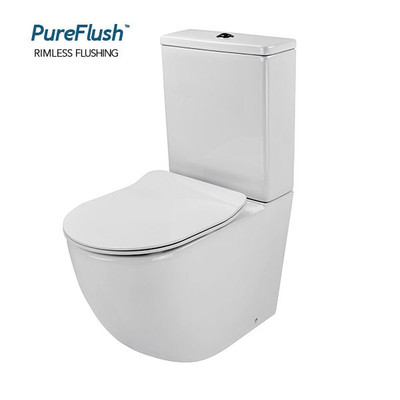 Danza Wall Faced Toilet Suite