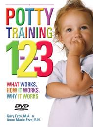 1701 DVD ~ POTTY TRAINING 1-2-3