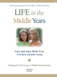 LIfe in the Middle Years DVD