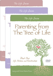 2501 DVD ~PARENTING FROM THE TREE OF LIFE SERIES - COMPLETE DVD SET