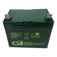 CSB EVH 12390, EVH12390 CSB Battery - 12 Volt 39.0AH