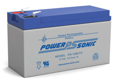 Power-sonic PS-1290 Battery - 12 Volt 9 Amp Hour
