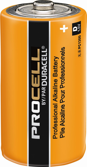 Duracell Pc1300 D Cell Procell Battery