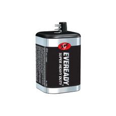 Eveready 1209 - 6 Volt Flashlight / Lantern Battery