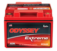 Odyssey PC925MJ Battery - 12V 28.0AH with Metal Jacket