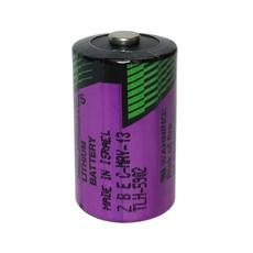 TLH-5902/S, TLH-5902, 3.6V, 900mAh 1/2AA Extended Temp Battery