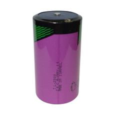 Tadiran TL-2300/S Battery - 3.6V 19Ah D Cell Lithium