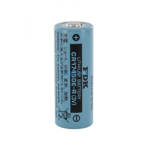 FDK CR17450E-R 3V Lithium Battery - 3 Volt 2200mAh