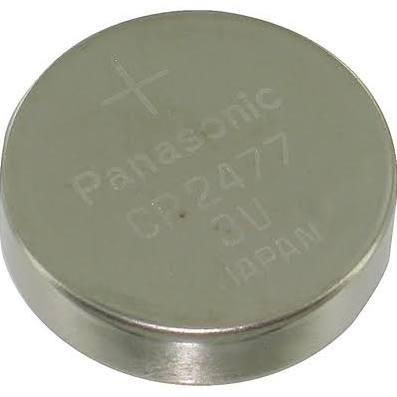 Panasonic CR2477 Battery - 3V 1000mAh Lithium Coin Cell