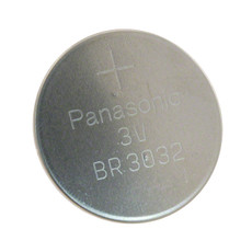 Panasonic BR3032 Battery - 3 Volt 500mAh Lithium Coin Cell