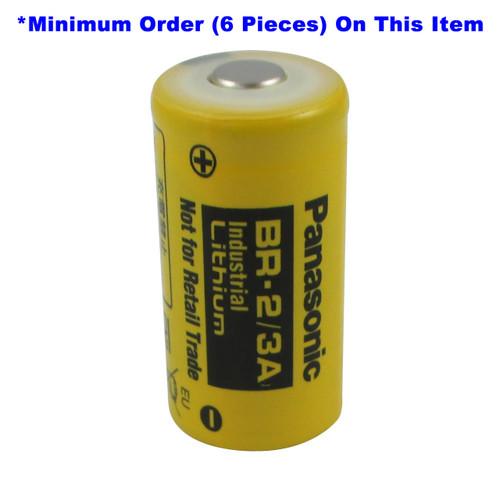 Panasonic BR-2/3A 3V Lithium Battery - BR-2/3ASSP