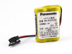 Fanuc A98L-0031-0011#L PLC Battery