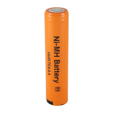 HHR-70AAA Panasonic Battery - AAA Ni-MH 1.2V 700mAh Flat Top