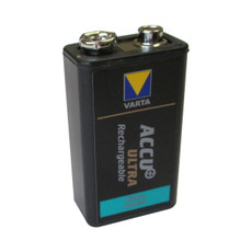 Varta Powerone V6/8H 7.2V 150mAh Battery (9 Volt Case)