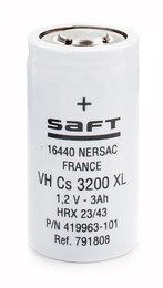 Saft VH Cs 3200 XL (419963-101) Battery by Arts Energy
