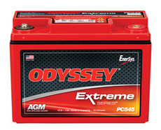 Odyssey PC545MJ Battery - 12V 13.0AH with Metal Jacket