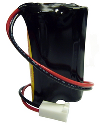 Dual-Lite / Hubbell 12-822 or 0120822 Battery