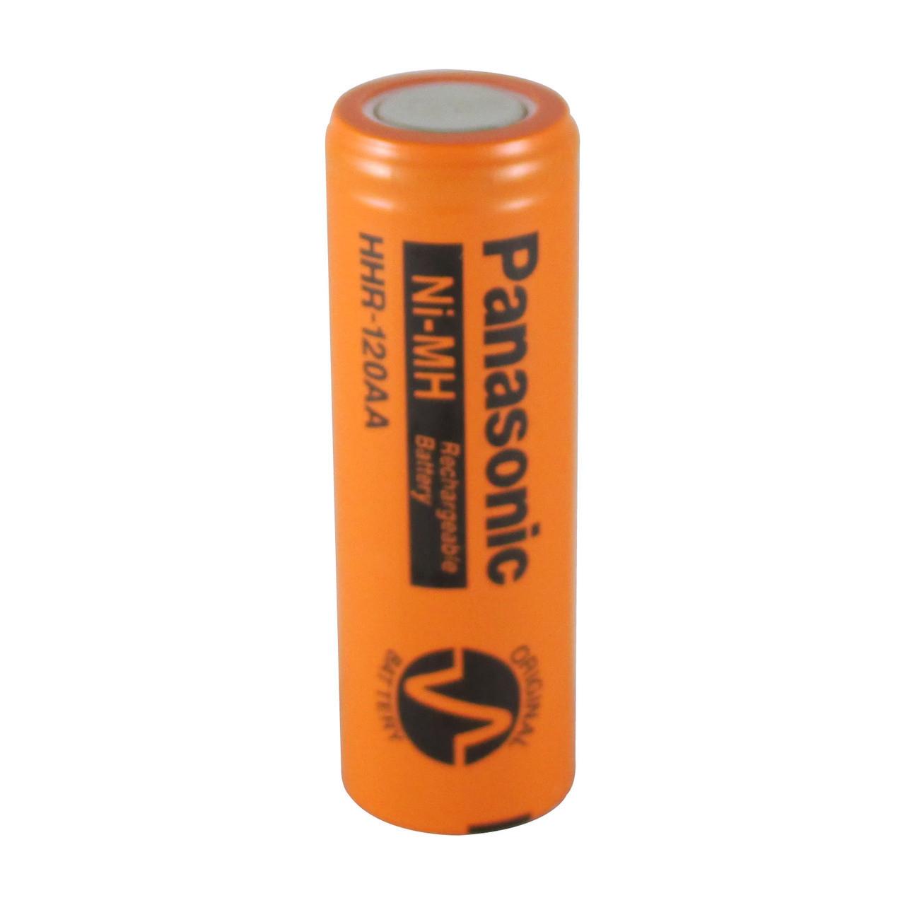 Hhr 120aa Panasonic Battery 4 5 Aa Nimh 1 2 Volt 1150mah