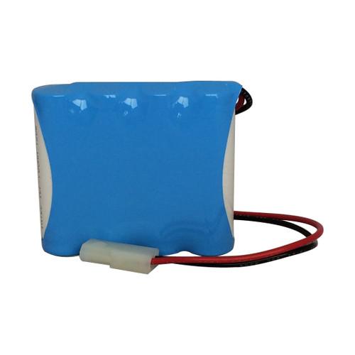 Devilbiss Portable LO2 Battery - 4.8V 0.7Ah NiCad - 1043029-001