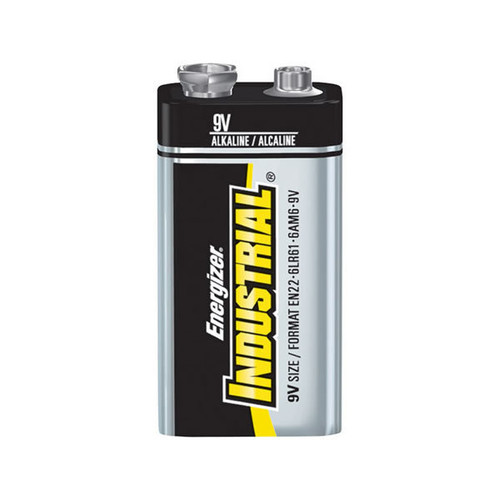 energizer en22 9 volt industrial battery. Black Bedroom Furniture Sets. Home Design Ideas