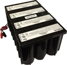 Enersys Cyclon 0859-0012S / 4X0859-0012E 24 Volt 8Ah Battery
