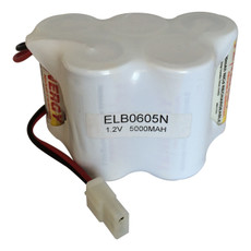 Lithonia ELB0605N Battery for Emergency Lighting