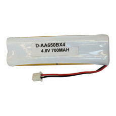 Lithonia D-AA650BX4 Battery (2 Sticks of 2 LONG)