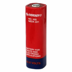 Eveready 505 - Neda 221 Battery - 22.5V Exell 505A Electronic Replacement