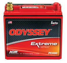 Odyssey PC680MJT Battery - 12V 17Ah w/SAE Term. & Metal Jacket