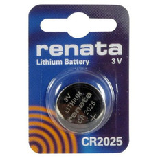Renata CR2025 3V Lithium Coin Cell Battery