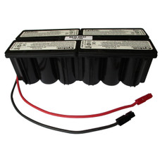 4X0819-0012W Recloser Battery Cooper - McGraw Edison Cooper FXA FXB