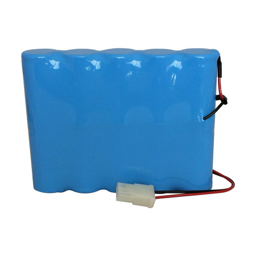 Burdick 862278 Elite II, Elite EK10 EKG Battery - 12V 1600mAh - B10352