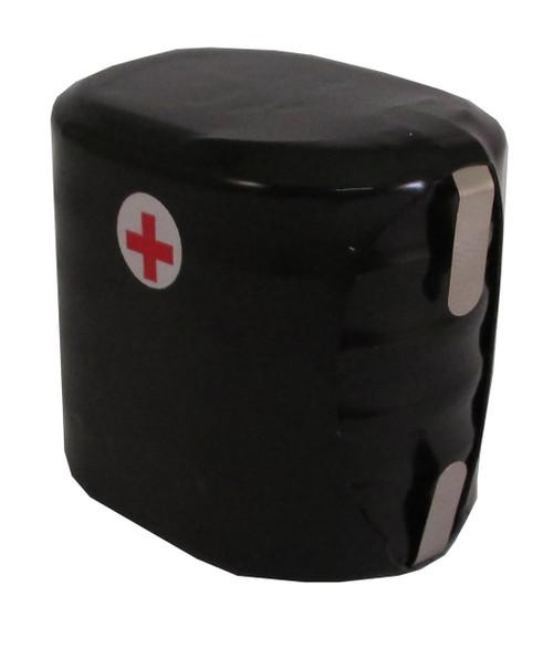 Varta 6/V450HR Battery - 55945306012 - 7.2V 450mAh with Solder Tabs