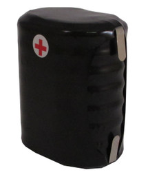 Varta 8/V450HR  Battery -  9.6V 450mAh 8 Cell Battery Stack with Tabs
