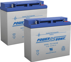 APC RBC7  Replacement  Batteries ( 2 )  12v 18Ah Batteries