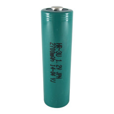 FDK HR-3U AA Ni-MH Battery - 1.2V 2700mAh Button Top