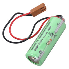 Sanyo CR17450SE-R Battery Replacement for PLC Controls