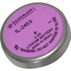 Tadiran TL-2450 - TL-2450/P Battery Replacement