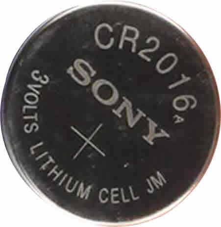 Minew i9 Sticker iBeacon Battery - 3 Volt CR2016