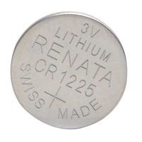 Renata CR1225 Battery - 3V Lithium