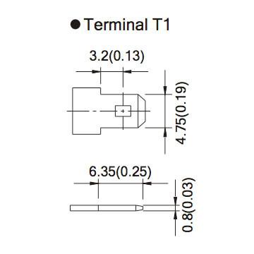 "B.B. Battery BP12-6 (.187"") - 6V 12Ah AGM - VRLA Rechargeable Battery"