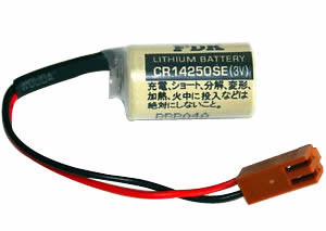 FDK CR14250SE Battery w/RD029 Connector