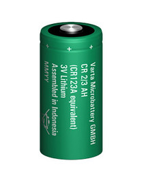 Varta CR2/3AH Battery 3 Volt 1500mAh (High Capacity)