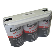 Enersys Cyclon 0800-0102 Battery - 6 Volt 5.0Ah SLA