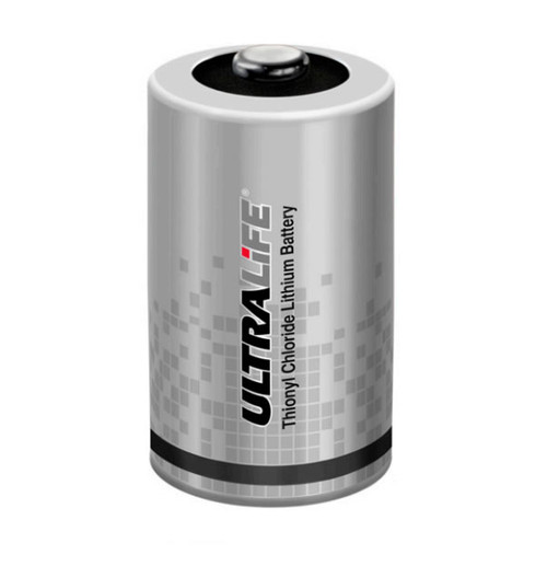 Ultralife ER34615 Battery - 3.6V D Cell Lithium