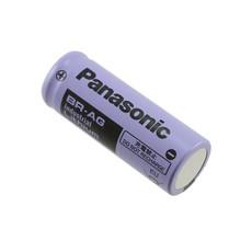 Panasonic BR-AG Battery - 3 Volt Lithium 2200mAh Matsushita