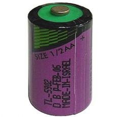 Tadiran TL-5902 - TL-5902/S - 3.6V 1200mAh 1/2AA Lithium