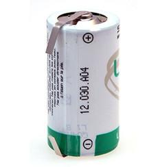 Saft LSH14 Light Battery - 3.6 Volt Lithium C Cell (Solder Tabs)